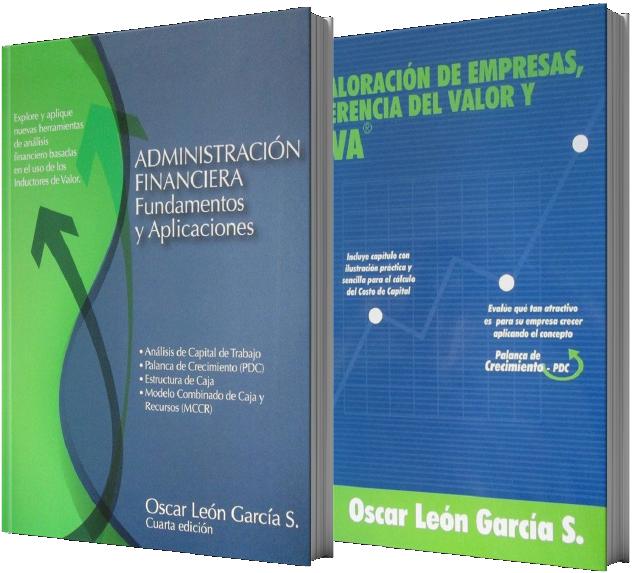 Libros de Oscar León García S.